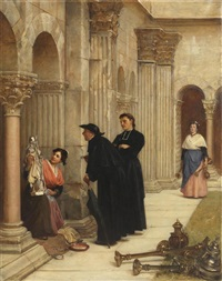 l'amateur d'art by philip hermogenes calderon
