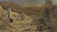 paesaggio montano by filippo carcano