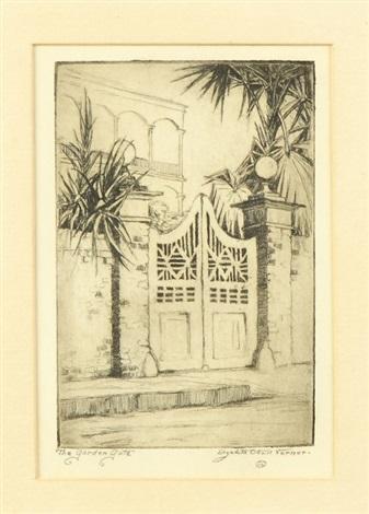 the garden gate by elizabeth o'neill verner