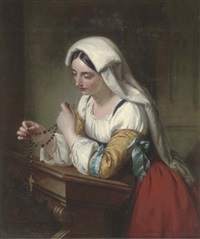 the rosary by frederick richard pickersgill