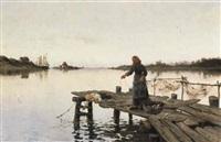 les pêcheurs by bjorn smith-hald