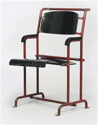 theatre chair by herman frederik mertens