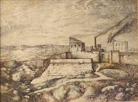 ruins by samuel bak