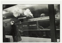 british railways by elliott erwitt