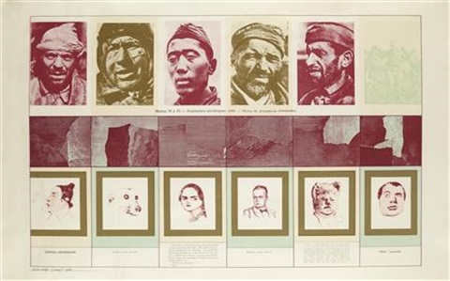 prisonniers sovietiques by ronald brooks kitaj