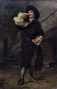 romeo by robert alexander hillingford