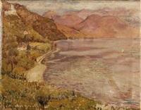 paesaggio by luigi zago