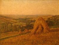 landscape by emile cambiaggio