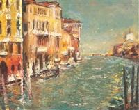 il canal grande by corneliu baba