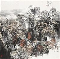 九水九月秋正浓 by baiyun xiang