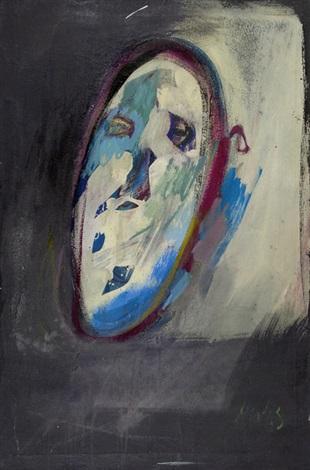 portrait ok oskar kokoschka by hugo weber