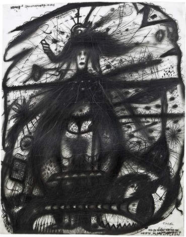 echnahton by arnulf rainer