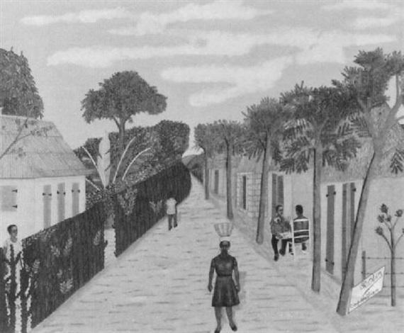 sur la route de madeline by philomé obin