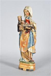 sainte anne, la sainte vierge et l'enfant jésus by german school (16)