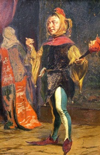 the court jester by thomas davidson