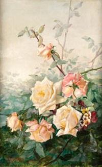 flores by manuel gonzalez santos
