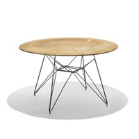 occasional table by herman miller