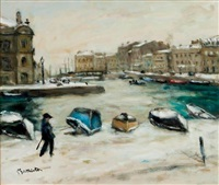 neige à sète by eric battista