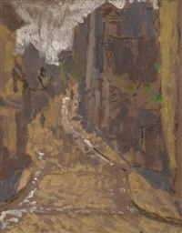 le mont de neuville by walter richard sickert