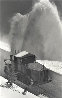 schneeschleuder by stefan kruckenhauser