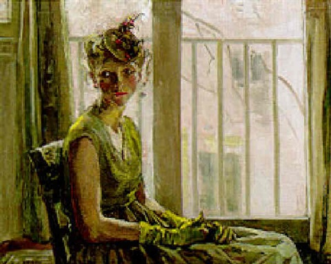 the yellow gloves by ethel gabain