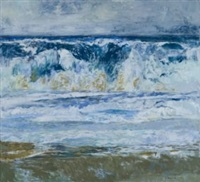 atlantic surf by alan gussow