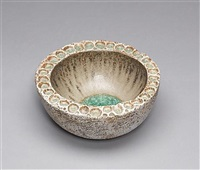 a large bowl by alan wallwork