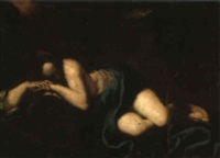 the penitent magdalene by giovanni battista spinelli