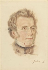 schubert by franz glaubacker