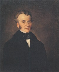 portrait of the honourable henry ruttan by paul kane
