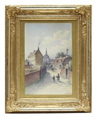 westra stigen by hermann müller