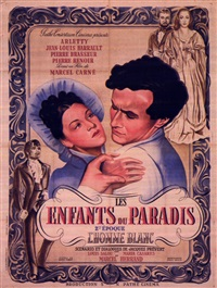 les enfants du paradis (2eme epoque: l'homme blanc) by posters: movie