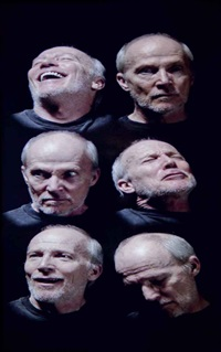 six heads by bill viola