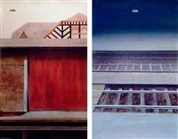 dsb - architectures de gare (6 works) by bent holstein
