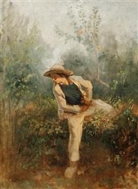the poacher by alexandre antigna