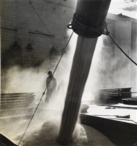 port arthur, ontario (standard oil) by gordon parks