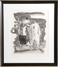 bathers by eric fischl