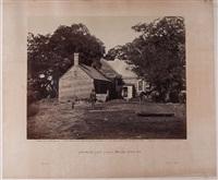 civil war photographs (5 works) by alexander gardner