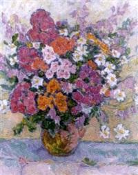 bouquets de fleurs by oleg mikhailov