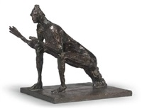 la sauterelle, petite by germaine richier