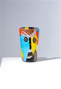 vaso della serie oriente by dino martens