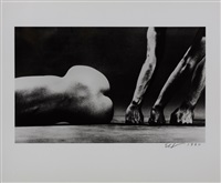 man and woman #24 by eikoh hosoe