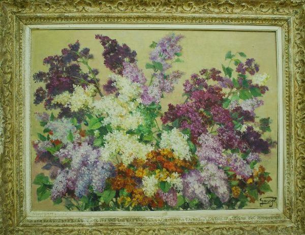 les lilas by jeanne janoge