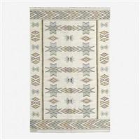 vit botten flatweave carpet by marta maas-fjetterstrom