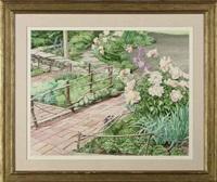spring garden by sondra freckelton