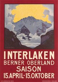 interlaken/berner oberland/saison by plinio colombi