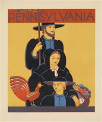 pennsylvania by katherine milhous