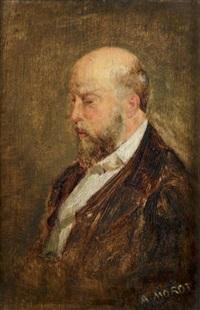 portrait de monsieur frederic boucheron by aime nicolas morot