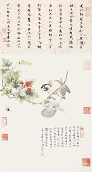花鸟 by xu jianrong