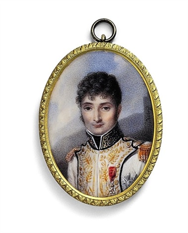 jérôme bonaparte king of westphalia by louis françois aubry